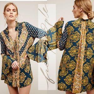 nwt // free people magic mystery tunic top